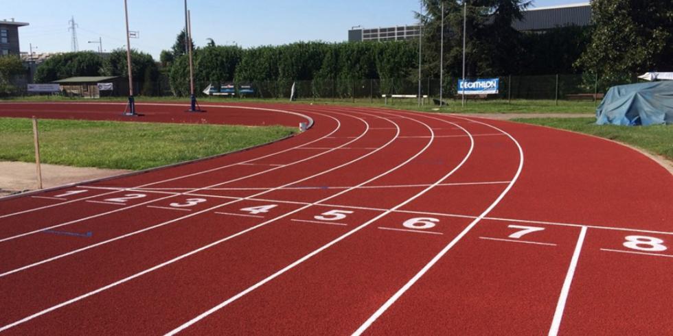 pista di atletica